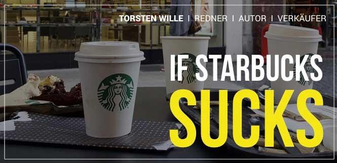 If Starbucks sucks – Als kleines Unternehmen Platzhirsche attackieren
