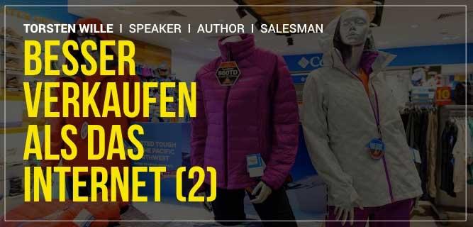 Verkaufsgespräch: Besser verkaufen als das Internet (2).